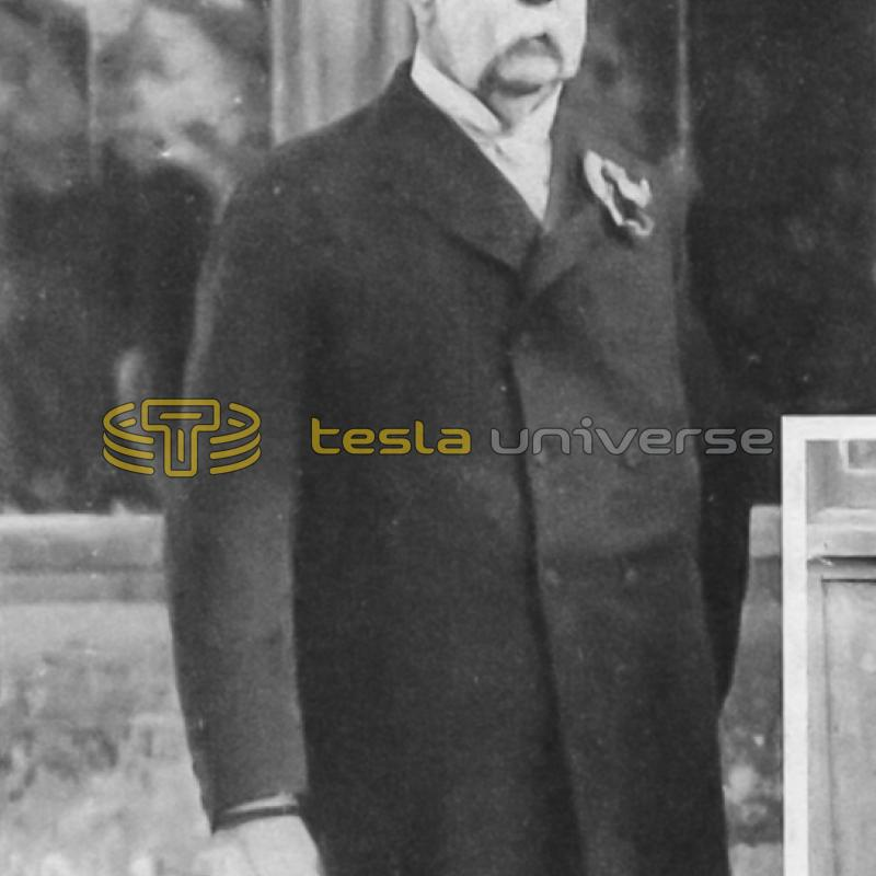 George Westinghouse during the later years of his life